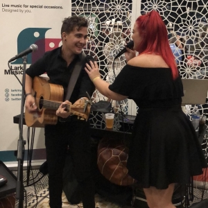 LARK MUSIC ROCK OUT AT ONE FINE DAY, BRISBANE 2019