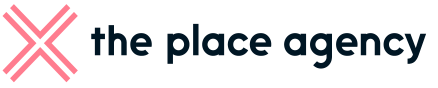the place agency logo